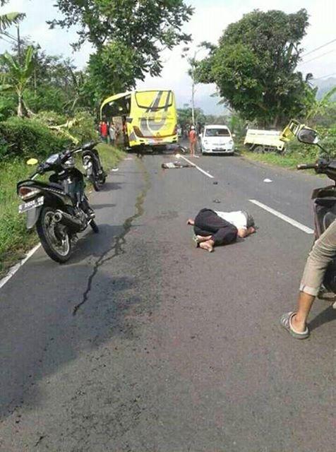 kecelakaan bulakan