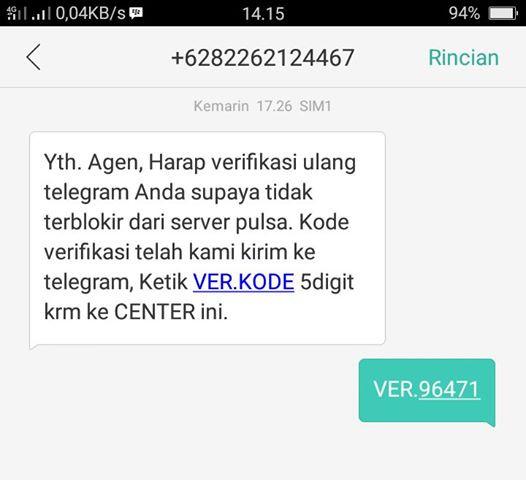 Baru Penipuan Berkedok Verifikasi Ulang Akun Telegram Warta Desa