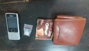 narkoba dibungkus kopi saset