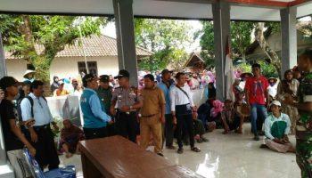demo bengkok desa