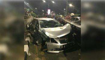 kecelakaan warga pemalang