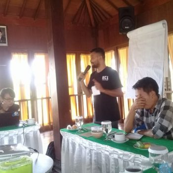 workshop media komunitas