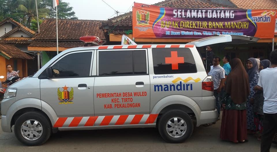 ambulan gratis