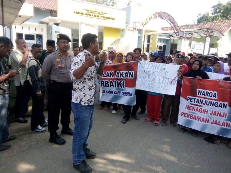 demo tol petajugan