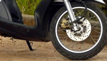 ilustrasi motor