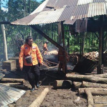 kebakaran pabrik kayu batang