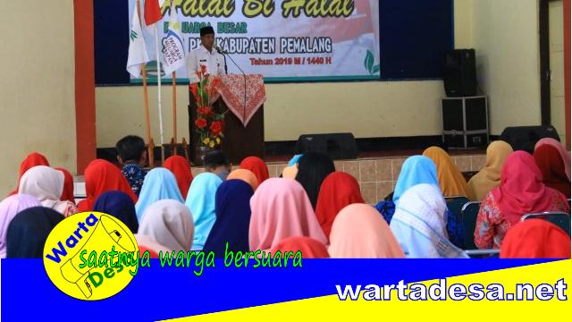 halal bi halal pkh
