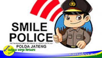 smile police