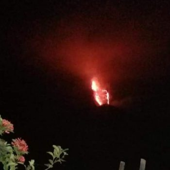 kebakaran bukit banowati