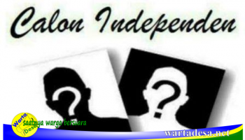 calon independen