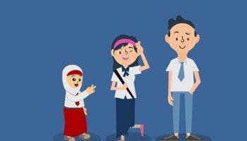 ilustrasi pelajar
