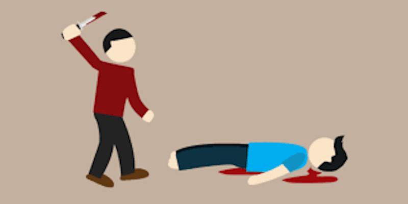 ilustrsi pembunuhan