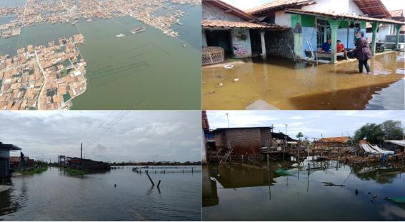 banjir pekalongan 2020
