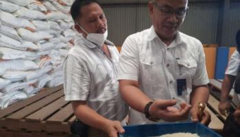 beras impor