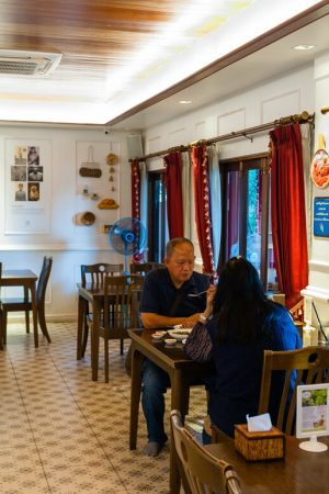 Inside Ban Lao Reung, the first restaurant in Thailand to cook with marijuana.